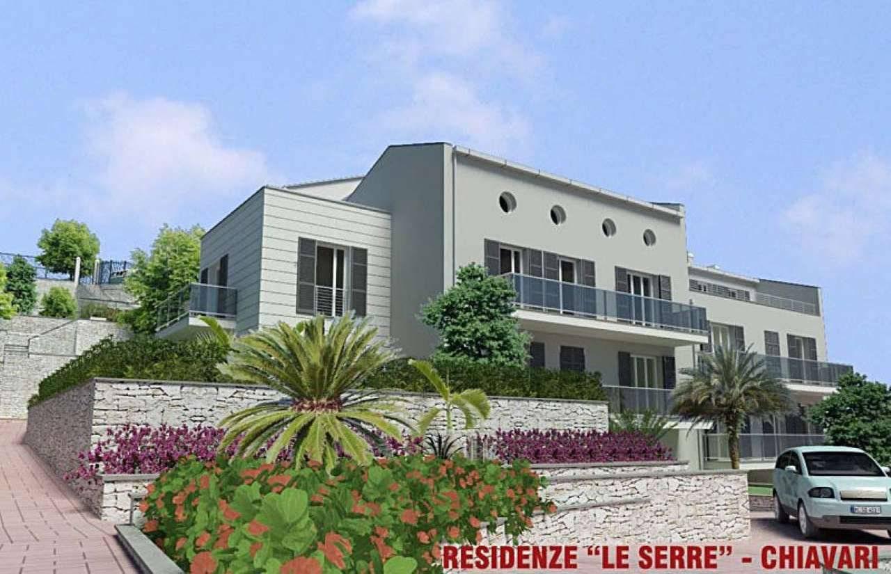 Villa a schiera in Vendita, Leivi - Via Costasecca 53