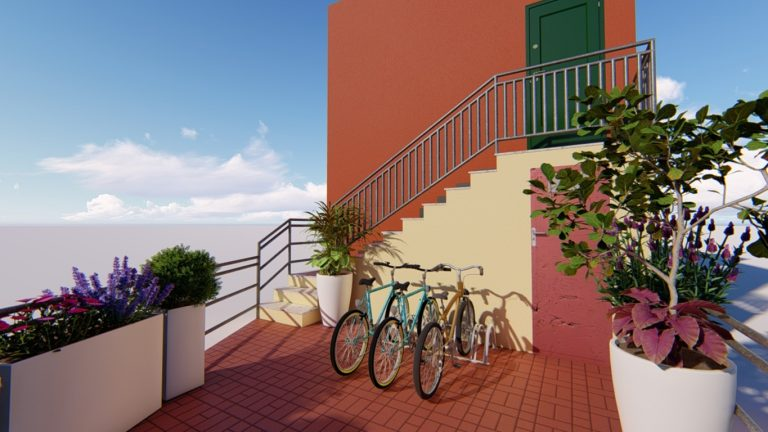 CHIAVARI LEVANTE - APPARTAMENTO ORANGE LIVING 41