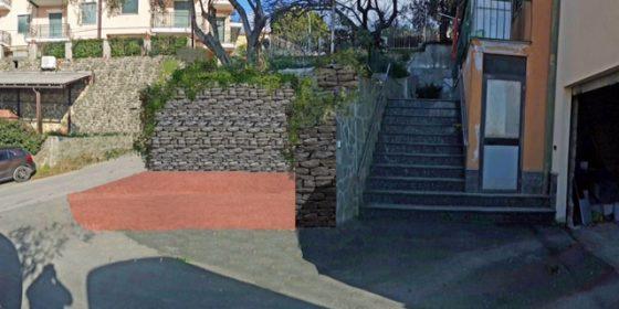 Fotomontaggio2 parcheggio